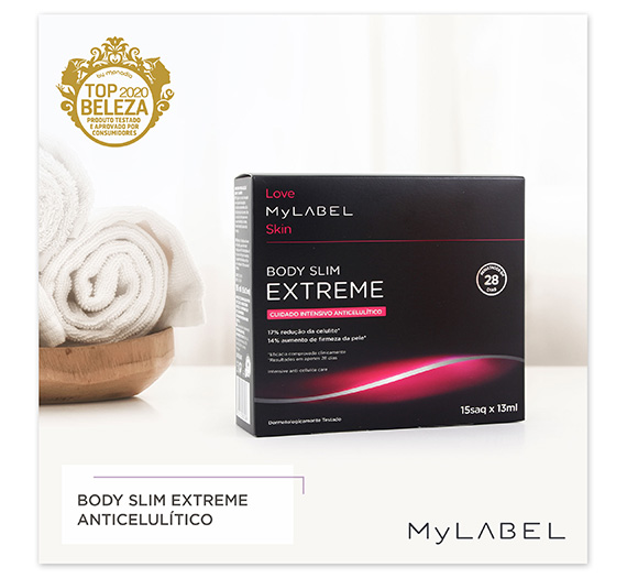 Top Beleza 2020 MyLABEL Body Slim Extreme